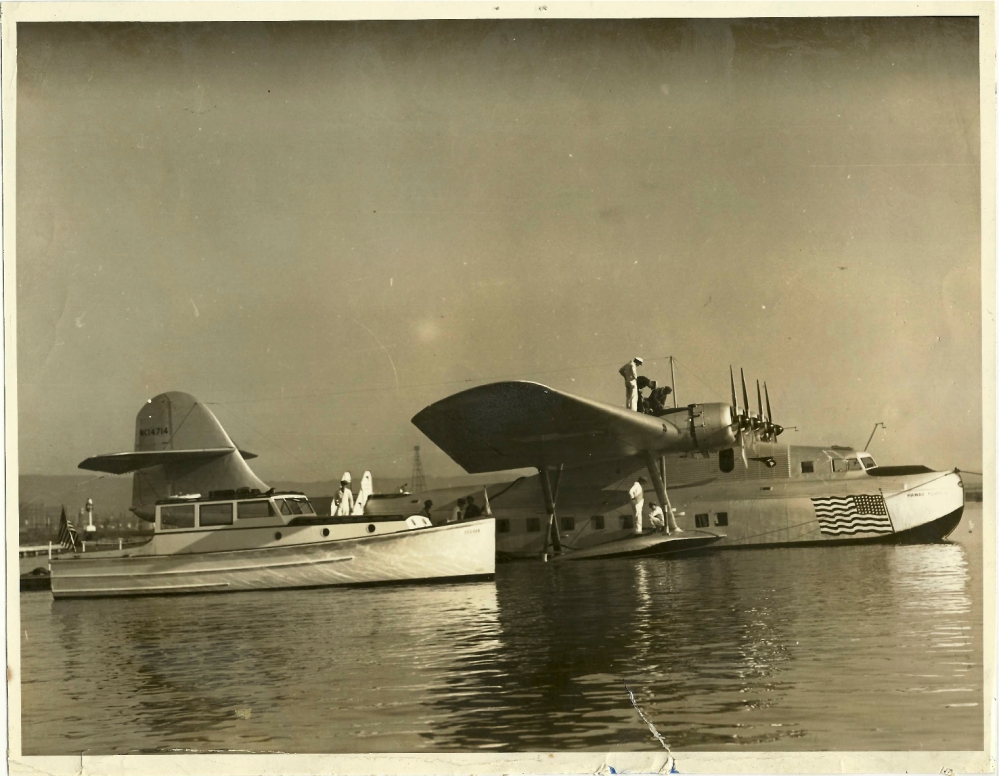 The hunt to solve the mystery of the Hawaii Clipper (2/6)