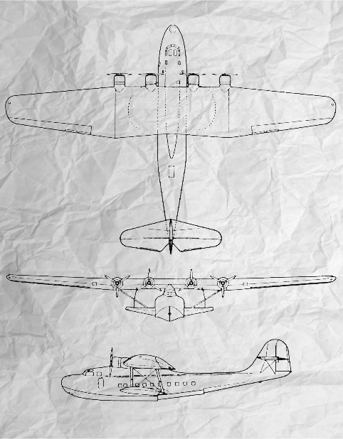 The M-130 Flying Boat (2/2)