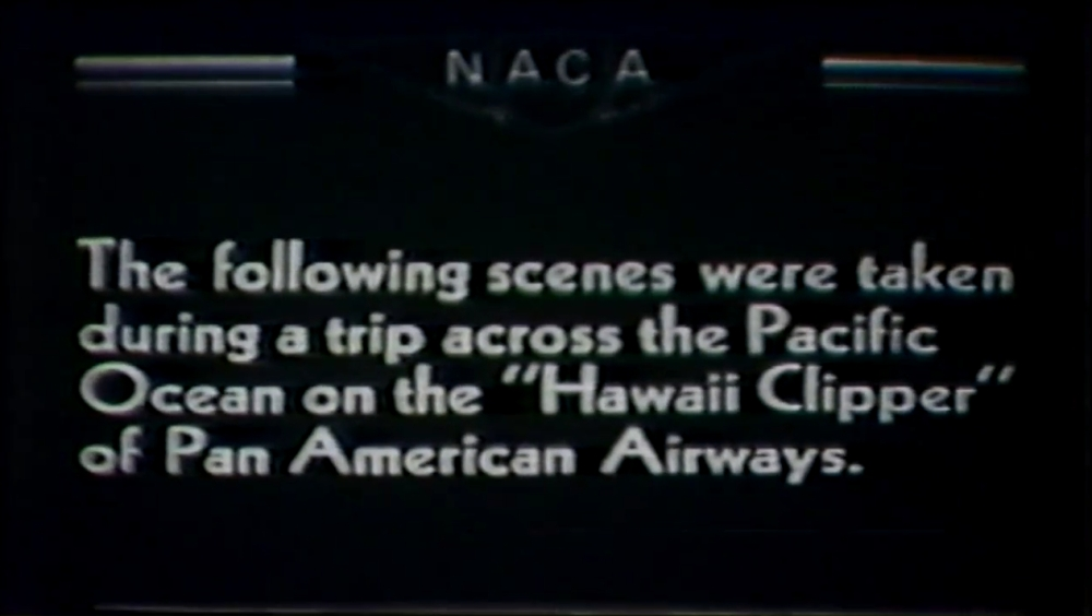 Hong Kong Hawaii Clipper