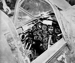 Cockpit of Myrt