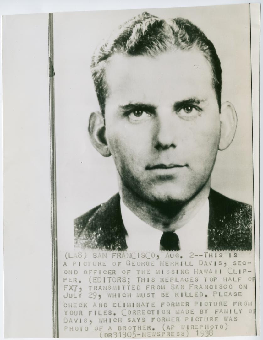 George Merrill Davis