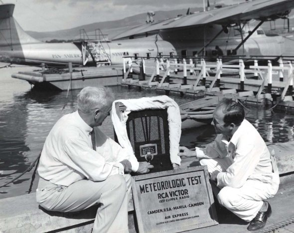 Meteorologic Tests from RCA Victor