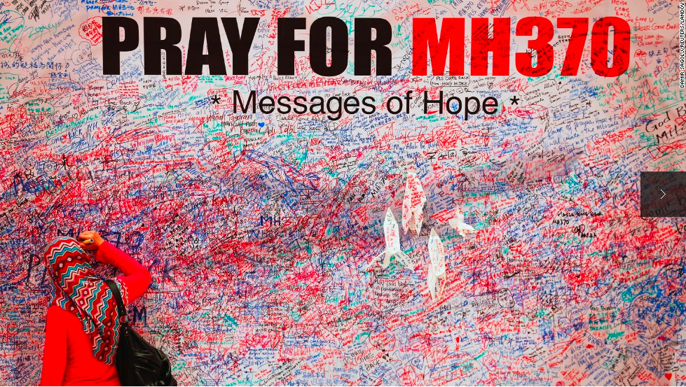 Malaysian Airlines Flight 370 Fourteen Days Overdue