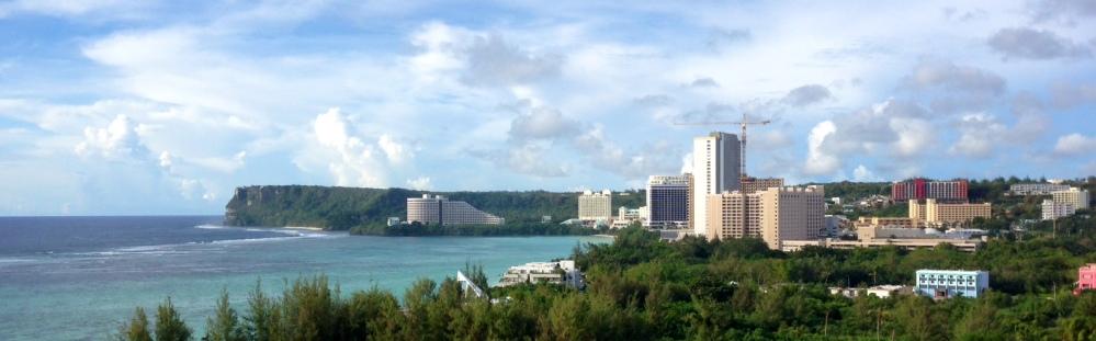 Guam: Last Stop Before Truk, Micronesia (2/3)