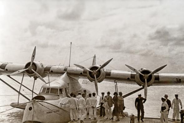 Pan Am Hawaii Clipper Comes Home.jpg