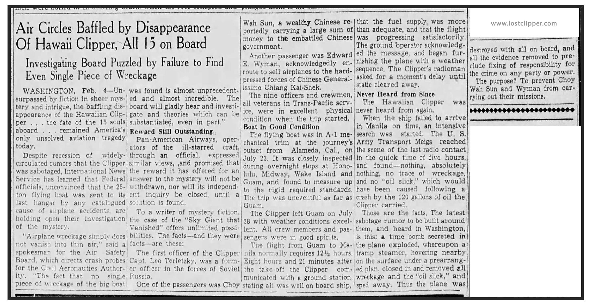 albuquerque_5_feb_1939_hawaii_clipper_baffled_investigating_board