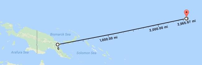 Lae Howland Island