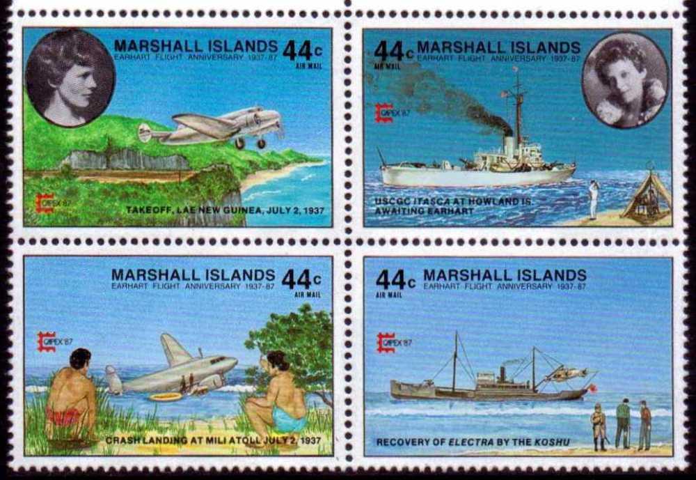 Marshall-Island-Stamps