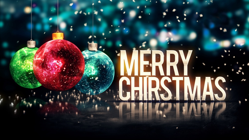 Merry-Christmas-Balls-Glitter-4K-Ultra-HD-Desktop-Background