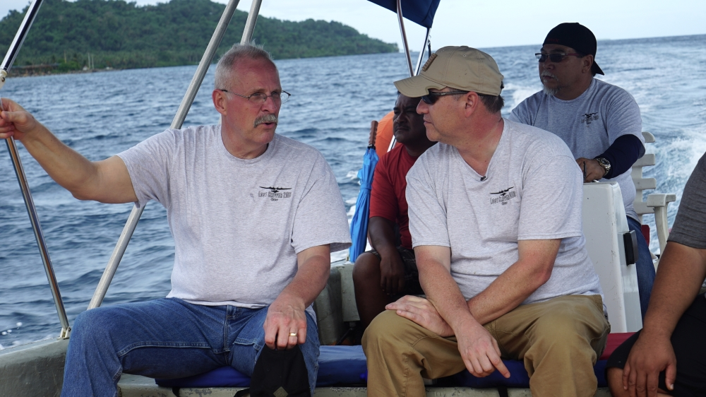 SteveMurphy and GuyNoffsinger
